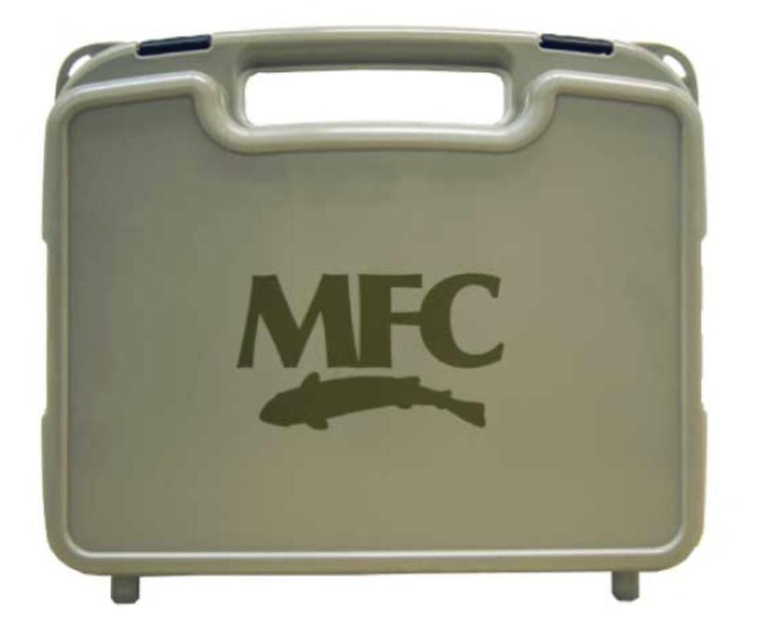 MFC Boat Box - Smoke