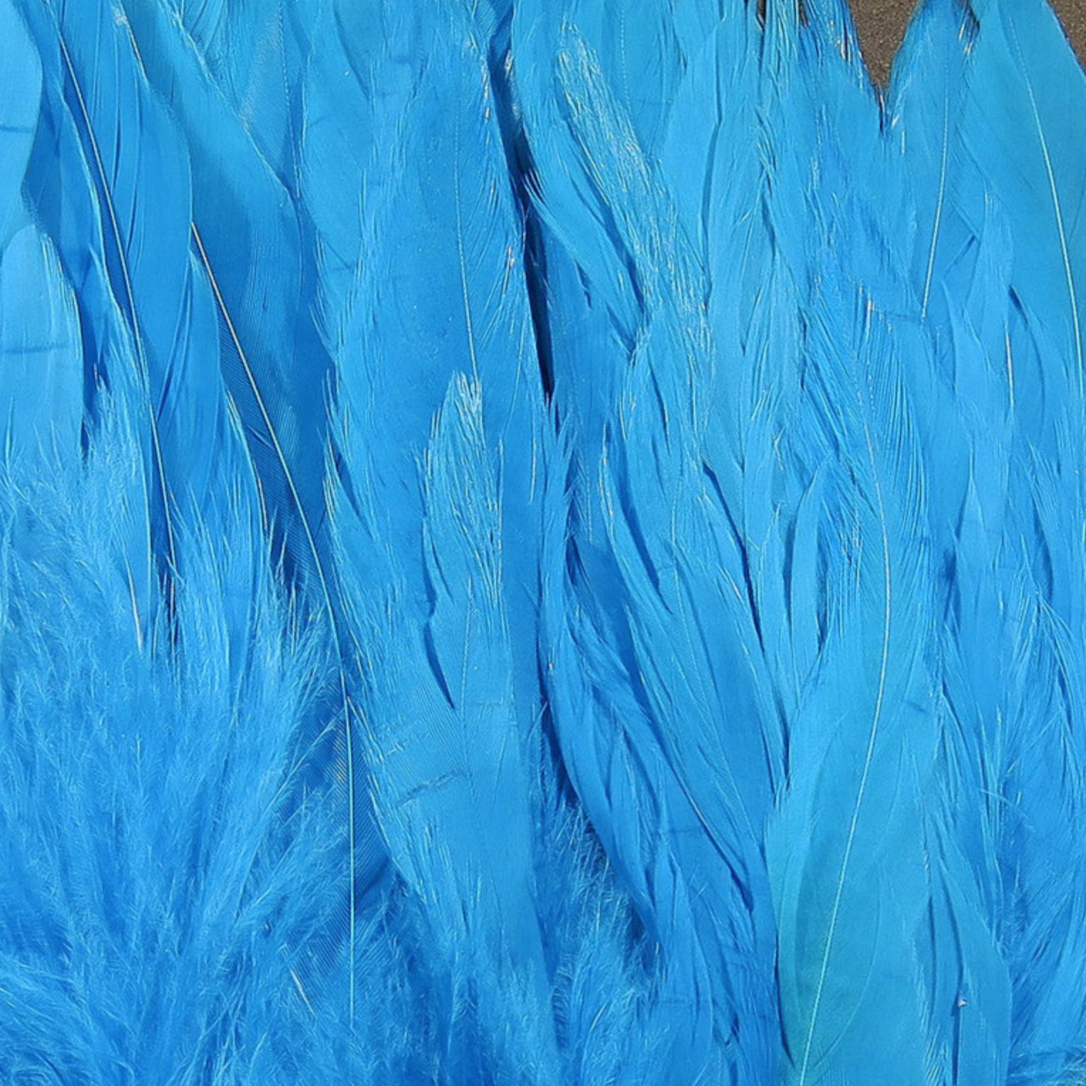 """Schlappen 5-7"""" - Kingfisher Blue"""