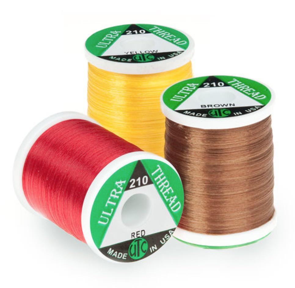 Ultra Thread 210 - Black