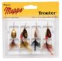 Mepps Trouter 4-Pack Dressed Siwash Hook